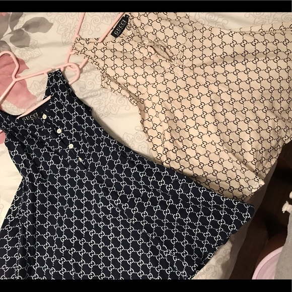 34e3ccc82 Gucci Other - 2 AUTHENTIC GUCCI Summer Dresses for 1 price